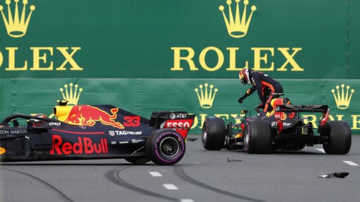 Red Bull Racing: 'We made a decision about implementing team orders'