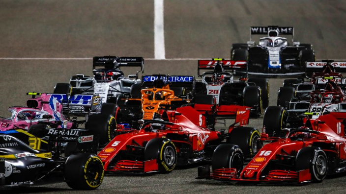 Ferrari duo Vettel and Leclerc clear the air after latest on-track spat