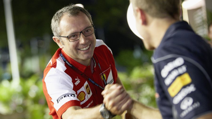 "Domenicali ""a great choice"" to take over as F1 CEO - Seidl"