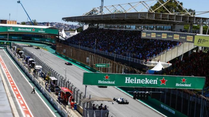 'GP São Paulo host laatste sprintrace, raceweekend wordt mogelijk week uitgesteld'
