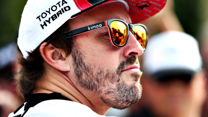 Fernando Alonso's Dakar Rally plans confirmed