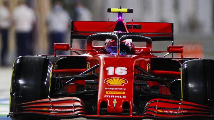 """Leclerc verbaasd over kwalificatie: """"Had niet verwacht als vierde te starten"""""""