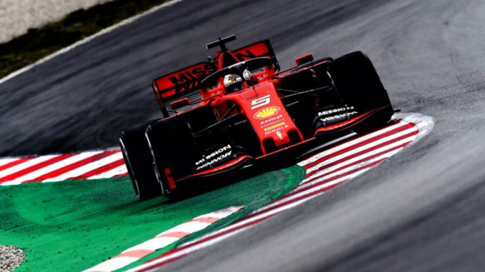 Ferrari quicker than Mercedes, Wolff admits