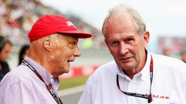 Marko delivers update on Lauda's F1 comeback