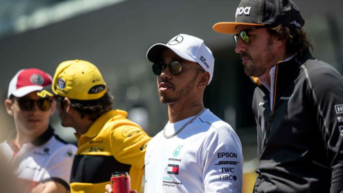Hamilton says Liberty could drive him to quit F1