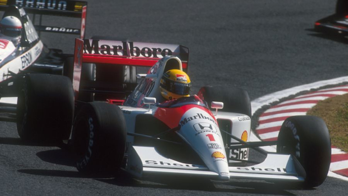 Born This Day - Ayrton Senna