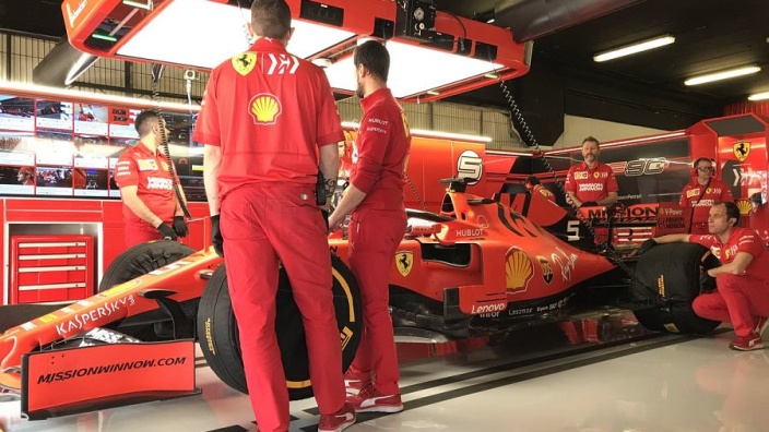 Ferrari's early engine upgrade won't result in grid penalties