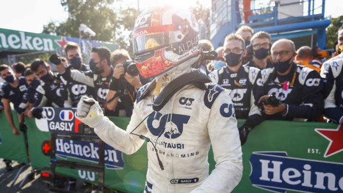 'Gasly onderhandelt met Renault over zitje van Ocon in 2022'