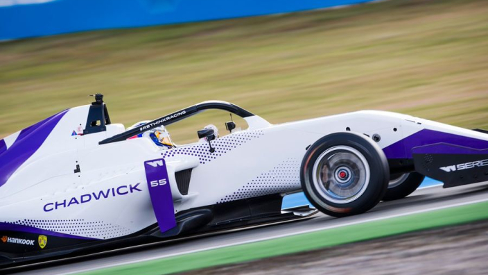 Chadwick takes first W Series race - but was debut event a winner?
