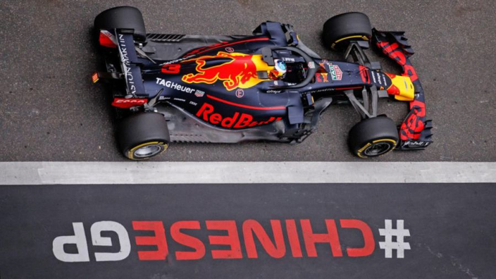 Ricciardo storms to China win as Red Bull arrive