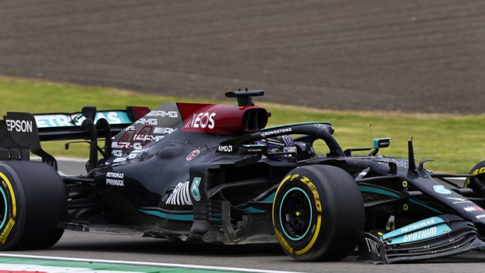 Wolff zag Mercedes goed wegkomen in Imola: 'Concurrentie heeft niet geprofiteerd'