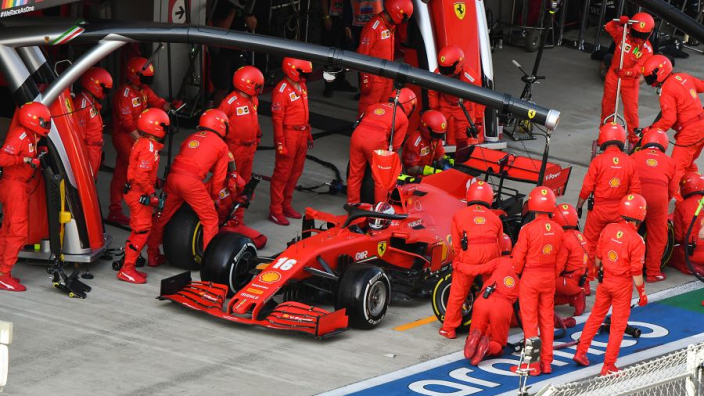 """Ferrari upgrade 'insufficient' but a small step """"in the right direction"""""""