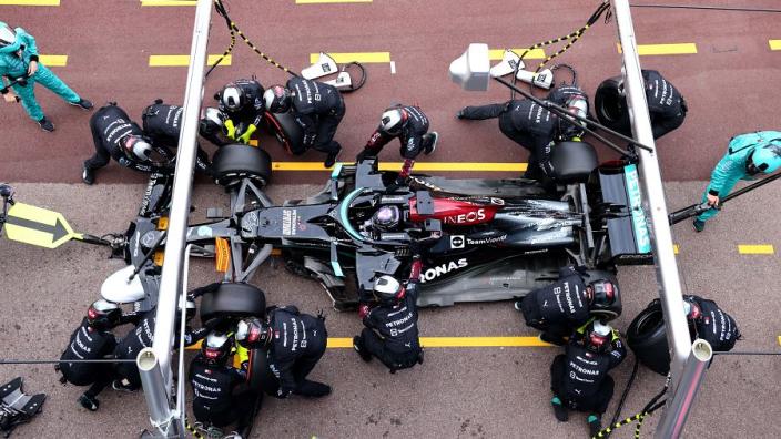 Williams leapfrogs Mercedes in F1's third 'championship' battleground