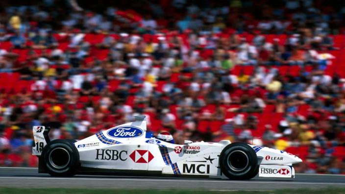Les anciennes identités des écuries de F1 (Partie 1)