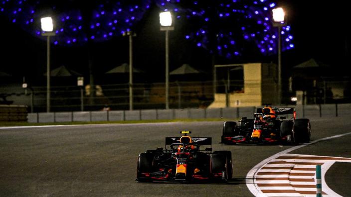 'Motorendeal Red Bull en Honda dreigt in het water te vallen, teams bereiken geen akkoord'