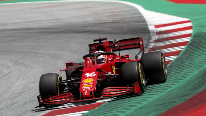 """Ferrari still not """"addressed completely"""" its car issues - Binotto"""