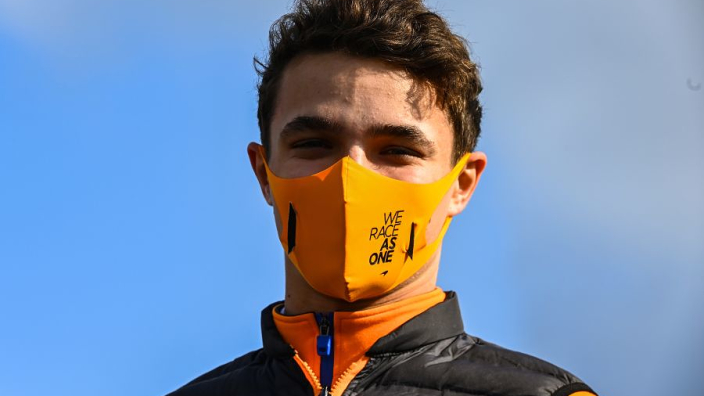 McLaren confirm Norris self isolating after positive Covid test