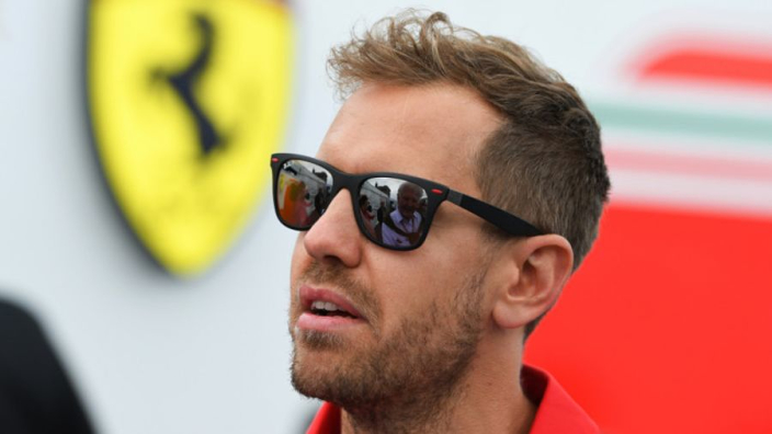 Vettel wants Ferrari title to honour Marchionne
