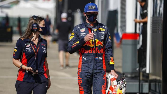 """Verstappen geen voorstander van reverse grid-sprintraces: """"Manipulatie"""""""