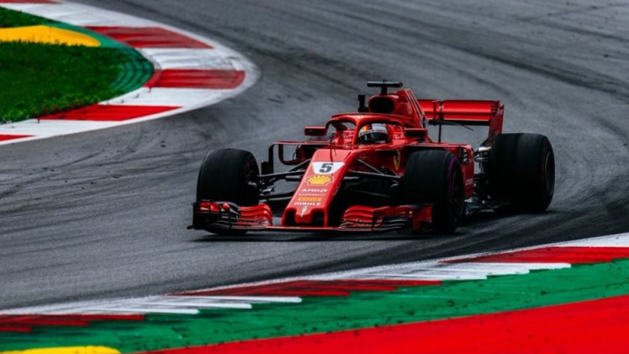 Vettel slapped with Austria grid penalty