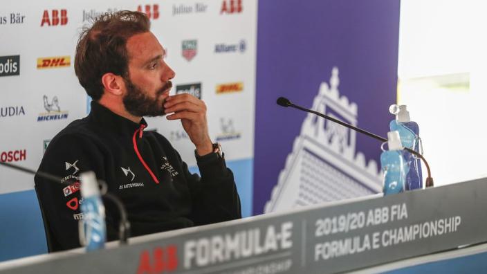 Formule E-coureur zat in quarantaine voor ePrix Marrakesh