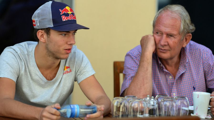 Marko tells Gasly: If you don't perform, you go to the bench