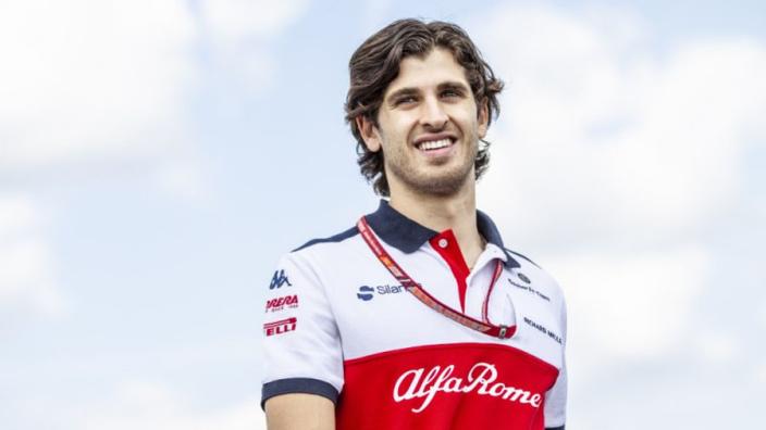 Giovinazzi over kans bij Alfa Romeo: 'Alleen Gasly belde me, verder niemand'