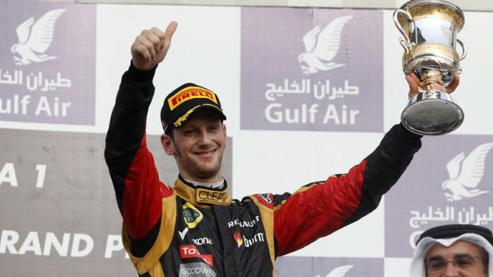 De veelbewogen carrière van Romain Grosjean | Het Leven Van Grosjean