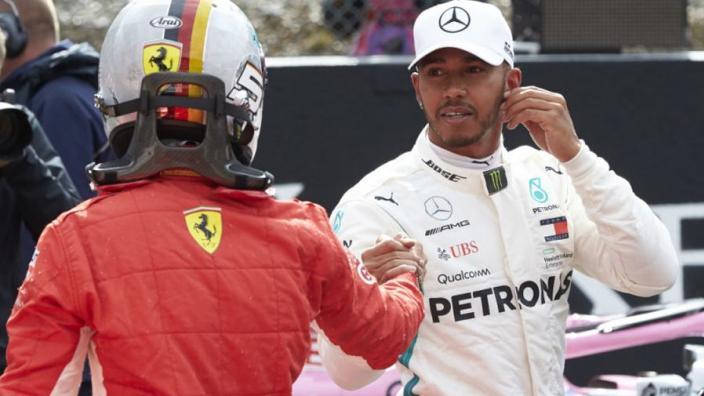 Lewis Hamilton: 'Laat me niet beïnvloeden door voorsprong'