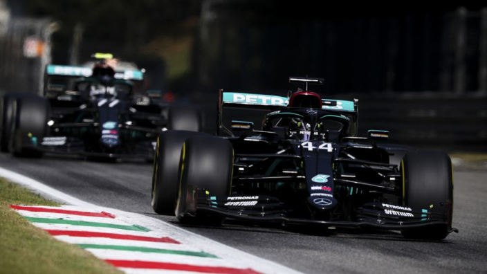 How Mercedes can secure a record-breaking constructors' championship in Portugal