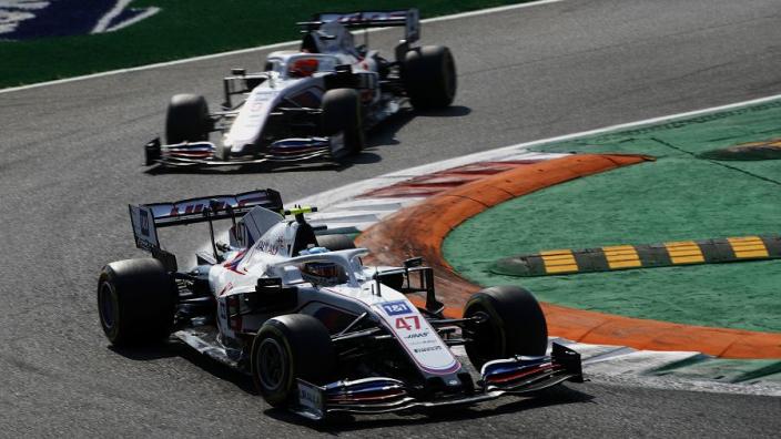 Mazepin apologetic over latest Schumacher clash