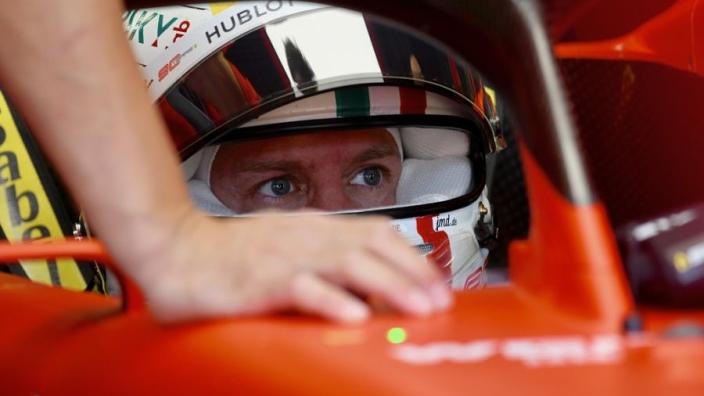 """Vettel over huidige situatie: """"Alles moet op z'n plaats vallen"""""""