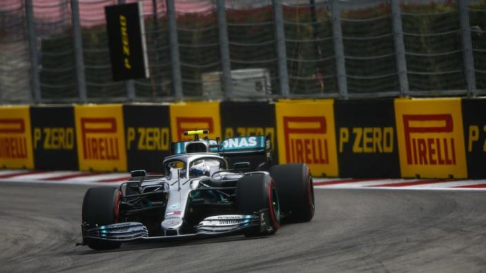 Bottas: Starten als vierde, finishen als tweede, is een overwinning''