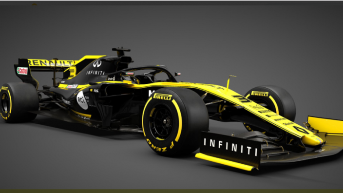 Renault's 2019 R.S.19 from every angle