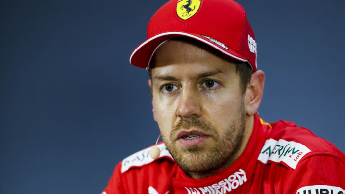 Vettel's 2020 deadline to save Ferrari career