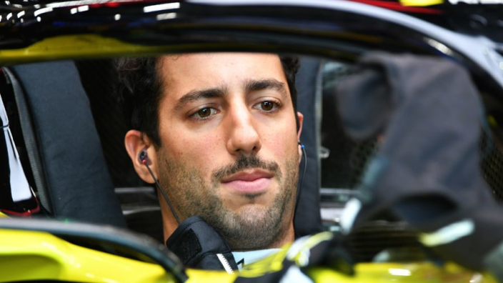 Ricciardo: Renault angered but motivated by Japanese GP punishment