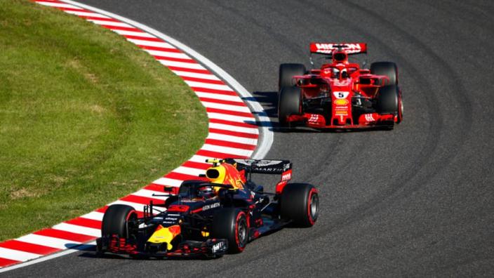 Verstappen collision 'the end of Vettel's championship'