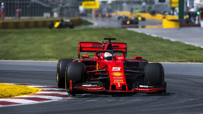 'Nothing sinister' in Vettel penalty - Brawn