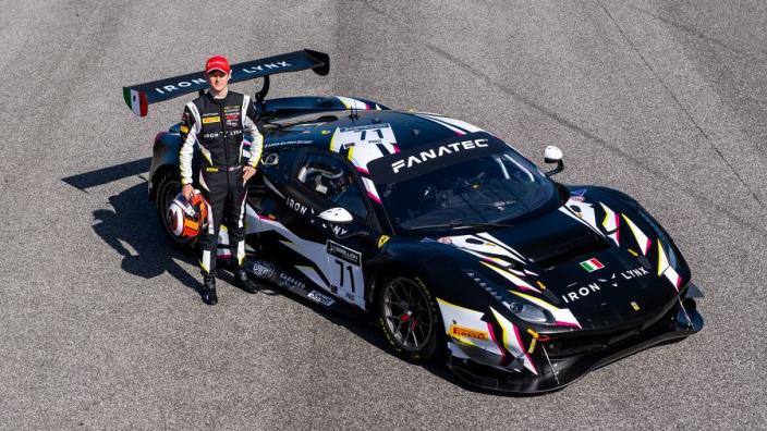 Ferrari grants Ilott GT opportunity