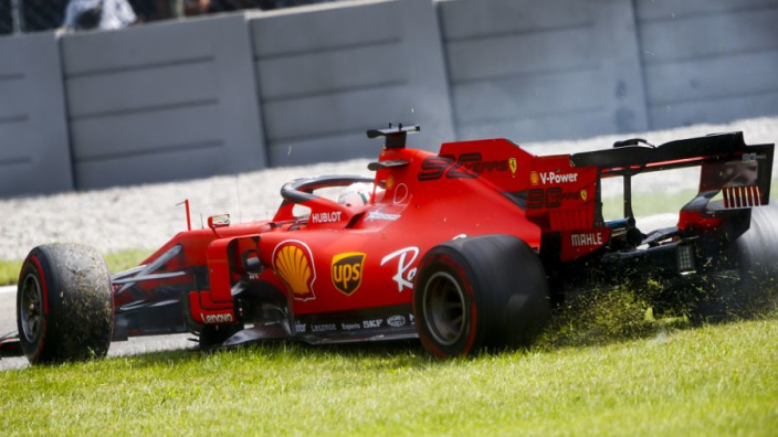 Vettel at risk of race ban after Monza meltdown