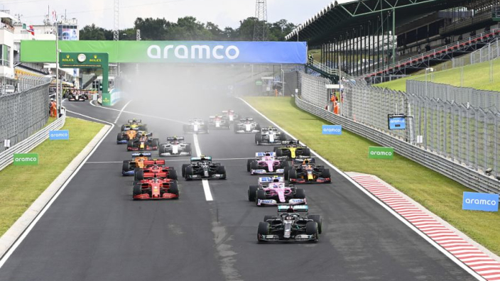 F1 reveal $141m revenue increase as sport embarks on financial recovery
