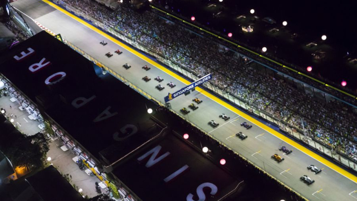 How to watch the Singapore Grand Prix: Free, online, live stream and F1 TV