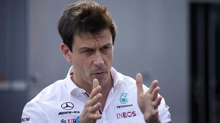 "Wolff recognises ""polarising"" aspect of Hamilton Verstappen collision"