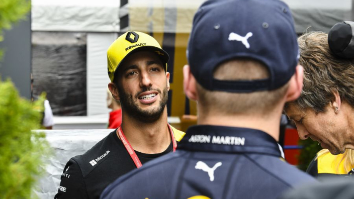 "Ricciardo's career choice after F1? ""Male stripper!"""