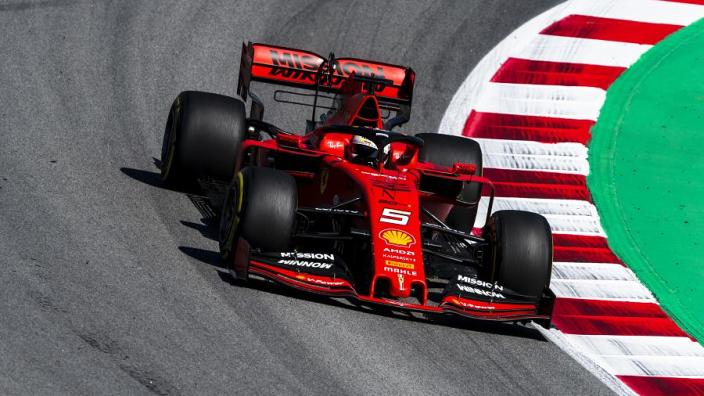 Vettel : 'Nous ne sommes évidemment pas assez rapides...'