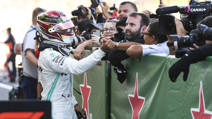 Mercedes admit Hamilton strategy error in Japan