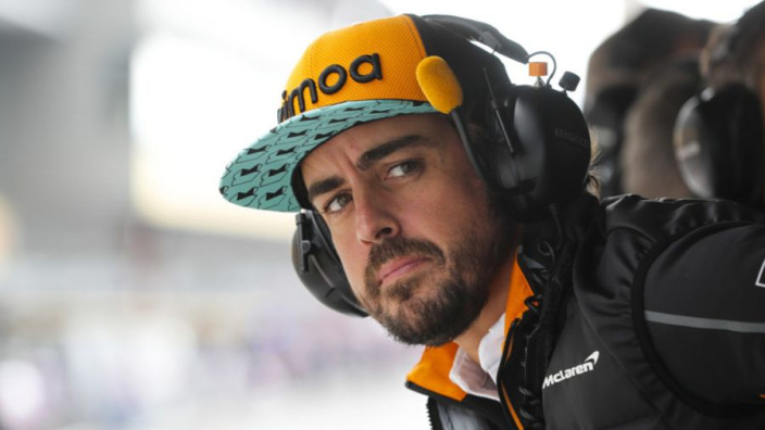 Alonso reveals return to McLaren