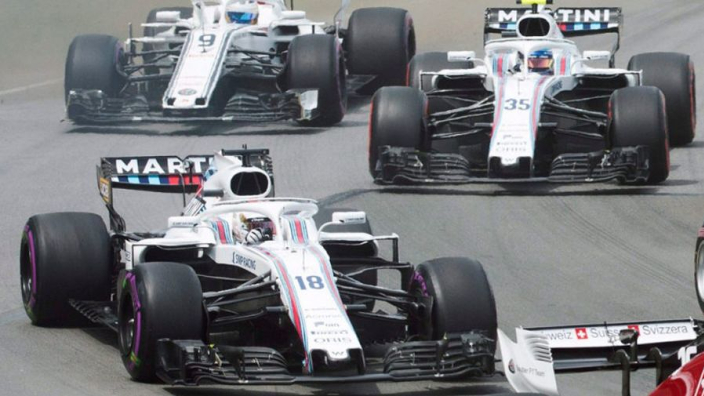 Williams a 'dead' team - Villeneuve
