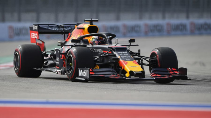 Verstappen expected DNFs after Red Bull's Honda switch
