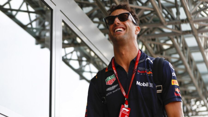 Ricciardo arrival puts Renault on 'trajectory' for victory